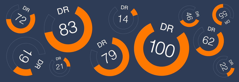 domain rating ah refs