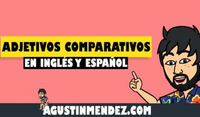 Adjetivos comparativos en inglés