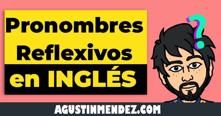 pronombres reflexivos en ingles y español